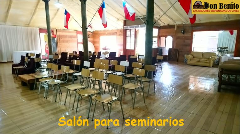 Don Benito Salón para Seminarios 02