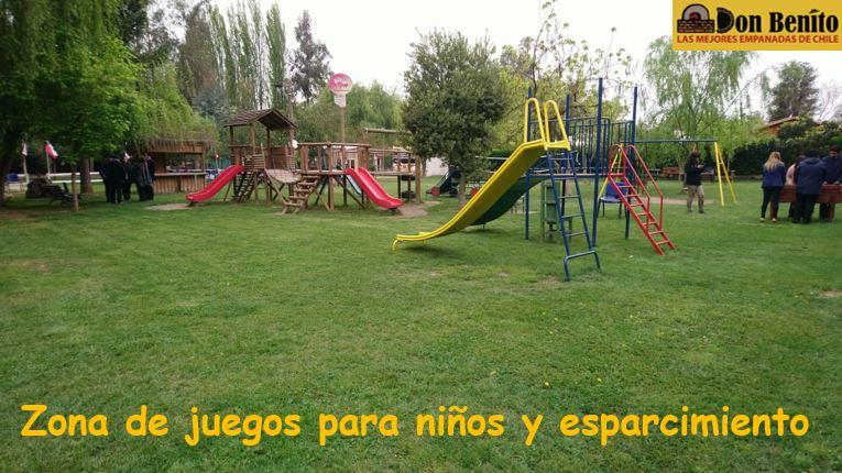 Don Benito Zona de Juegos